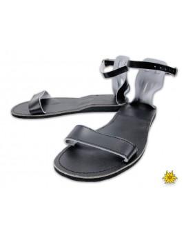 SANDAŁY SKÓRZANE RZYMIANKI GLADIATORKI SKÓRA NATURALNA Leather sandals