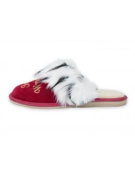Królewskie pantofle - Jego Wysokość Dziadek - Praktyczny prezent na Dzień Dziadka