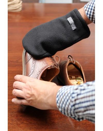 CLEVER GLOVE - Rękawica do polerowania obuwia