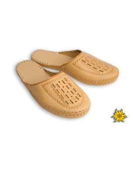 Góralskie pantofle tradycyjne - folk - Tylmanowskie