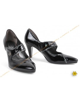Leather pumps - ZUREK C35