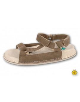 Leather sandals PIECHUR