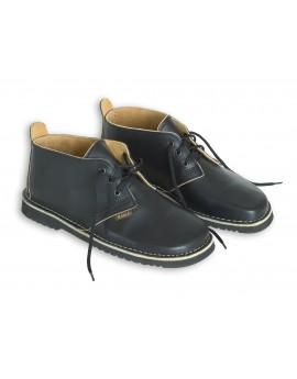 Buty skórzane Markens Lico - Trzewiki w stylu vintage