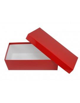 Pudełko na prezent - ozdobne efektowne opakowanie 33 x 14 x 12,5 cm