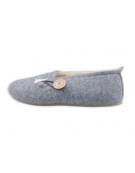 Filcowe pantofle laczki domowe MFG