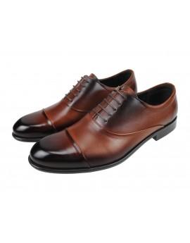 Eleganckie skórzane buty wizytowe Oxford 6644