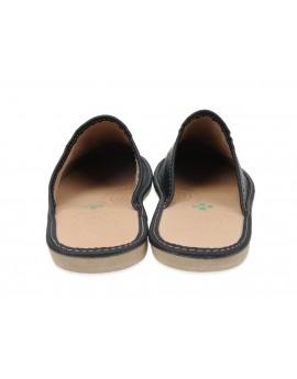Nauczyciel Z KLASĄ - personalizowany prezent na Dzień Nauczyciela - pantofle skórzane
